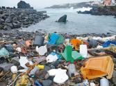 """世界自然基金会警告地中海将变""""塑料海"""""""