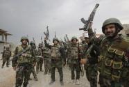叙利亚军方说将坚决打击叙南部极端组织