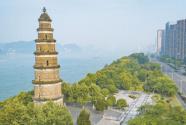 宜昌:江岸复葱茏