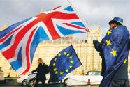 """""""脱欧""""谈判冲刺 英国欧盟感受却不一样"""