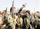 """伊拉克庆祝取得打击""""伊斯兰国""""胜利一周年"""