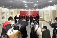 """首届""""君子风 中国竹 流杯雅韵""""全球华人诗书画展览活动在宜宾开幕"""