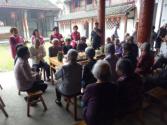 浦江仙华打造居家养老中心,让老人温暖在心,一路有伴