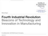 世界经济论坛发布白皮书:海尔成制造业灯塔创新案例