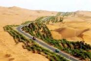 走进塔克拉玛干:探访沙漠物探人