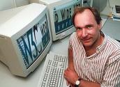 """""""万维网之父""""蒂姆·伯纳斯-李:用链接打开新世界"""