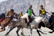 帕米尔高原传统体育运动迎春到