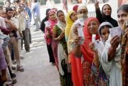 """印度""""马拉松""""选举投票结束 执政联盟有望获胜"""