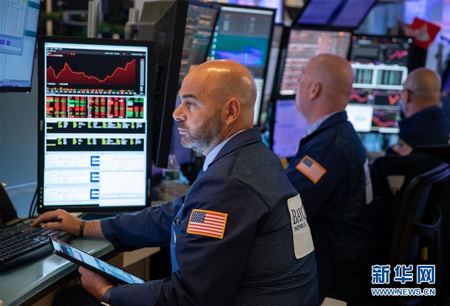 (国际)(1)纽约股市三大股指3日下跌