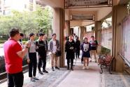 深圳市社区建设促进会到顺德龙江文华社区参访