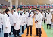 茅臺集團黨委書記、董事長高衛東深入基層調研
