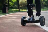 电动平衡车并非儿童玩具 不当使用风险大