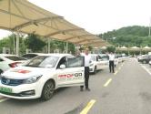 东风汽车组建送考车队为考生保驾护航