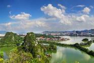 肇庆推出百元文旅年卡 助力文旅市场复苏