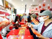 中秋將至 北京稻香村月餅銷售迎高峰