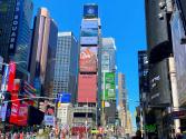 """?""""穿越""""到纽约:中国特区""""深圳奇迹""""让世界看到"""