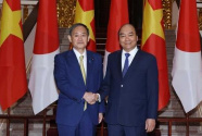 菅义伟首访为何选择越南和印尼