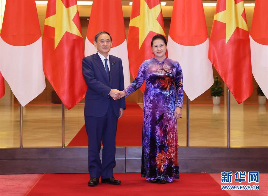 (国际)(2)日本首相访问越南