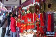 上海:春节将至年味浓