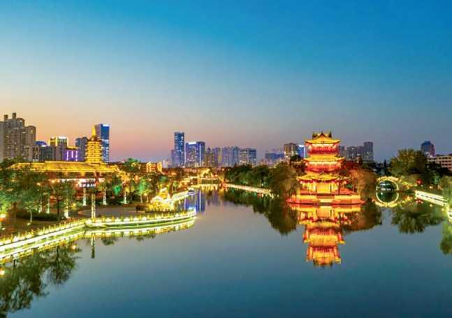 淮安:打造生态文旅水城 展现运河之都时代魅力