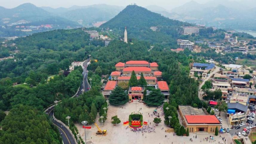 """民族復興的堅強核心——中國共產黨成立100周年啟示錄之""""領航篇"""""""
