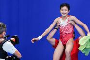 水花的精靈——奧運跳水冠軍全紅嬋的成長故事