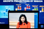 IMF下調今年全球經濟增長預期至5.9%